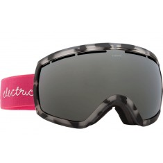 Electric EG2 Womens Snowboard Goggles - Pink Tortoise/Brose/Silver Chrome