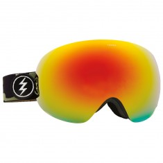 Electric EG3 Snowboard Goggles - Camo/Brose/Red Chrome