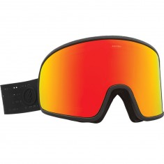 Electric Electrolite Snowboard Goggles - Matte Black /Brose/Red Chrome