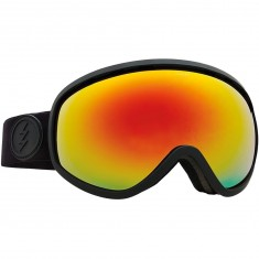 Electric Masher Snowboard Goggles - Matte Black/Brose