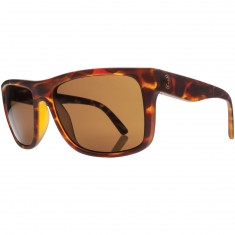 Electric Swing Arm Sunglasses - Tortoise Shell/Bronze