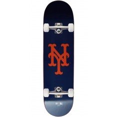 Element X MLB NY Mets City Skateboard Complete - 8.00""