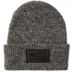 Emerica Made In Cuff Beanie - White/Black