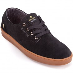 Emerica The Romero Laced Shoes - Black/Gum