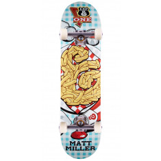 Expedition Always Hungry Miller Skateboard Complete - 7.90""