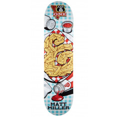 Expedition Always Hungry Miller Skateboard Deck - 7.90""