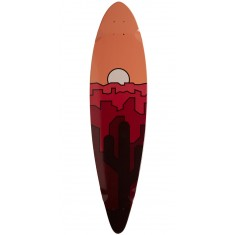 Daddies Explorer Pintail Longboard Deck