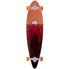 Daddies Explorer Pintail Longboard Complete