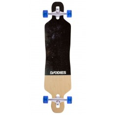 Daddies Galaxy Drop Through Longboard Complete