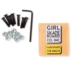 "Girl 7/8"" Allen Skateboard Hardware"