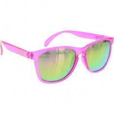 Glassy Deric Sunglasses - Pink Cancer Hater