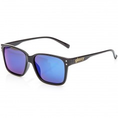 Glassy Fritz Polarized Sunglasses - Black