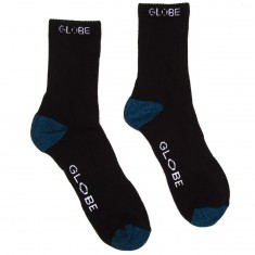 Globe Ingles Crew 5 Pack Socks