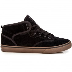Globe Motley Mid Shoes - Black/Tobacco Gum