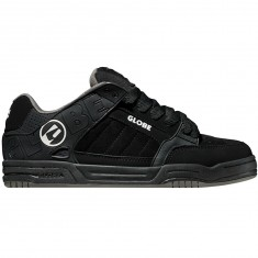 Globe Tilt Shoes - Black/Black