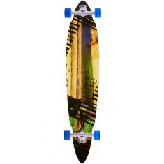 "Gravity 45"" Pintail Reef Runner Longboard Complete"
