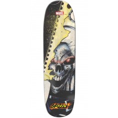 Grizzly X Ghost Rider Chainsaw Cruiser Skateboard Deck