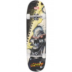Grizzly X Ghost Rider Chainsaw Cruiser Skateboard Complete