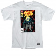 Grizzly X Ghost Rider Cover T-Shirt - White
