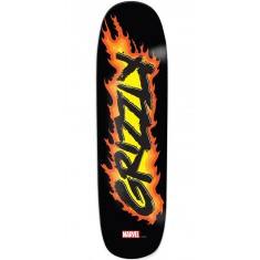 Grizzly X Ghost Rider Cruiser Skateboard Deck