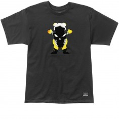 Grizzly X Ghost Rider T-Shirt - Black