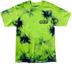Grizzly X Hulk Electric T-Shirt - Electric Tie Dye