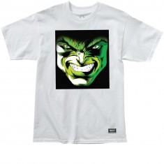 Grizzly X Hulk Emerge T-Shirt - White