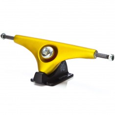 Gullwing Charger Longboard Trucks - Gold/Black