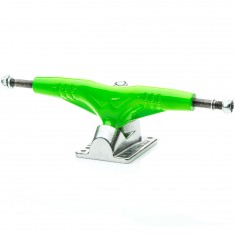 Gullwing Pro III Skateboard Trucks - Green 9.0""