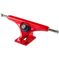 Gullwing Reverse Longboard Trucks - Red