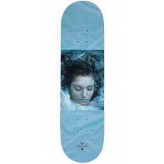 Habitat X Twin Peaks Wrapped In Plastic Skateboard Deck - 8.50""