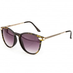 Happy Hour Dustin Dollin Les Chendelles Sunglasses - Tortoise