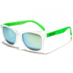 Happy Hour Figgy The Mambas Sunglasses - Shocking Greens
