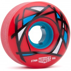 Hawgs Cordova Longboard Wheels - 57mm
