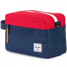 Herschel Chapter Bag - Navy/Red