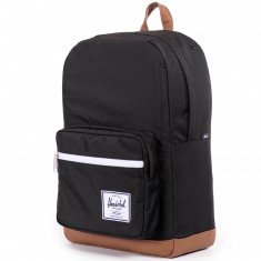 Herschel Pop Quiz Backpack - Black/Tan