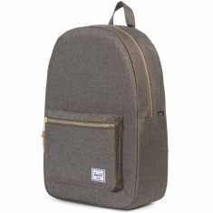Herschel Settlement Backpack - Canteen Crosshatch
