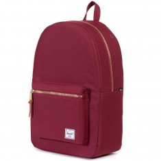 Herschel Settlement Backpack - Windsor Wine