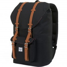 Herschel Supply Little America Backpack - Black/Tan