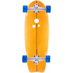 Holesom Crouton Longboard Complete - Copper/Black