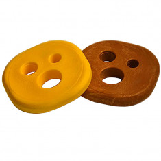 Holesom Scented Slide Pucks - Cocoa Butter/Banana