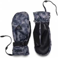 Howl Fairbanks Mitt Snowboard Gloves - Black