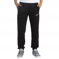 Huf Original Fleece Sweatpant - Black