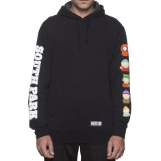Huf X South Park Kids Hoodie - Black