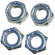 5/16 Truck Axle Nuts - Set of 4