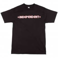 Independent Bar/Cross T-Shirt - Black