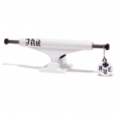 Independent Stage 11 AVE Flat White Skateboard Trucks