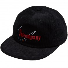 Just Have Fun Flavor Country Snapback Hat - Black
