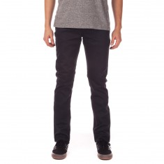 KR3W K Slim 5 Pocket Pants - Dark Navy