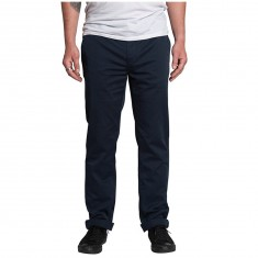KR3W K Slim Chino Pants - Midnight